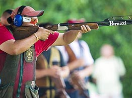 Shooter Ronjan Sodhi, one of India's Olympic top hopefuls