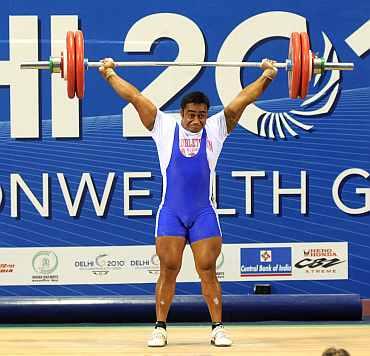 Faavae Faauliuli clinched first gold foe Samoa