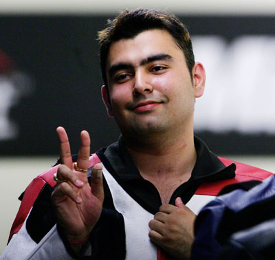 Gagan Narang is supported by Olympic Gold Quest