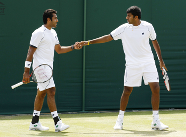 Bopanna and Qureshi