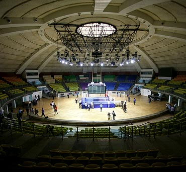The Talkatora Boxing Stadium