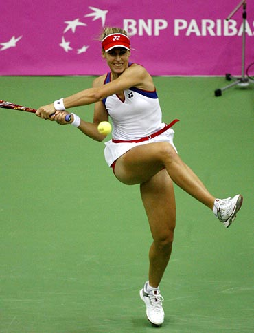 Elena Dementieva