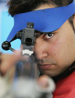 Allow Dow Olympic 'redemption': Gagan Narang