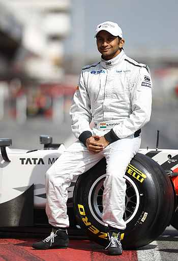Karthikeyan hoping his F1 career not over