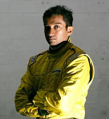 Karthikeyan eyeing empty slot at HRT