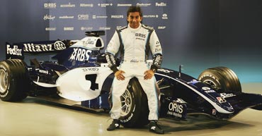 Williams is Karthikeyan's last hope