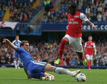 Ivanovic and Gervinho
