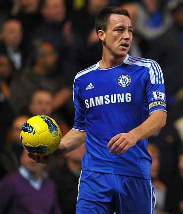 Rediff Sports - Cricket, Indian hockey, Tennis, Football, Chess, Golf - Chelsea leave door open for Terry to stay