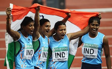 NADA bans six Indian athletes for a year