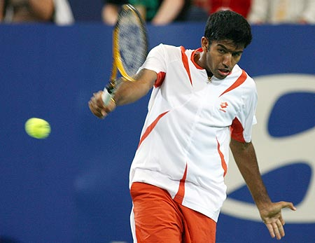 Bopanna eyes success at London Olympics