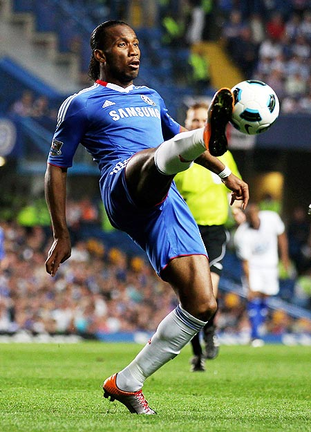Drogba on brink of 150 Chelsea goals