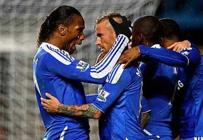 Drogba hails a successful career at Chelsea