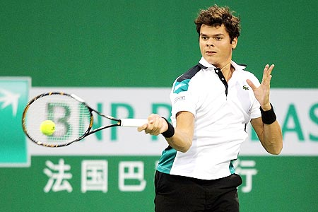 It's a good platform to build up for the next year: Raonic