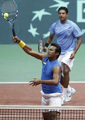 lander paes and mahesh bhupathi