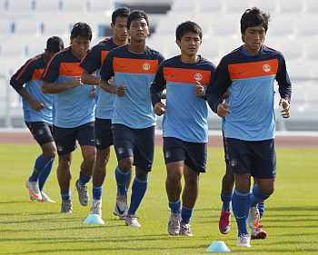 Sunil Chhetri