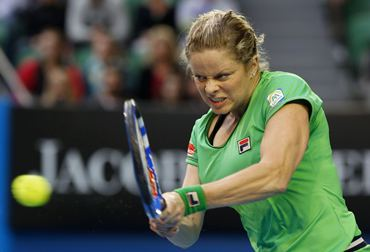 Kim Clijsters on her way to rout of Safina