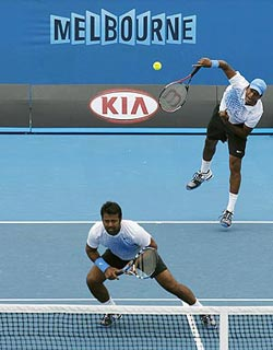 leander paes and mahesh bhpathi