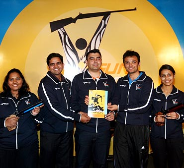Olympic medal will be the icing on the cake for Gagan