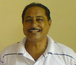 Armando Colaco, newly-appointed coach of the Indian football team