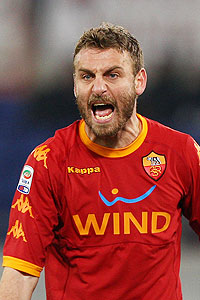 Daniele De Rossi of AS Roma