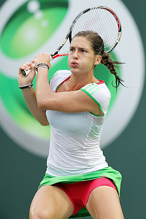 Andrea Petkovic of Germany
