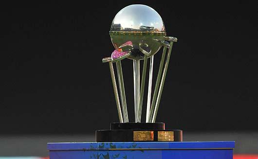 Champions League T20 trophy