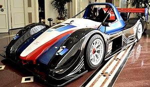 isuper series car