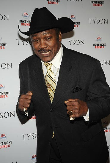 'See you in heaven 'Smokin Joe' Frazier'