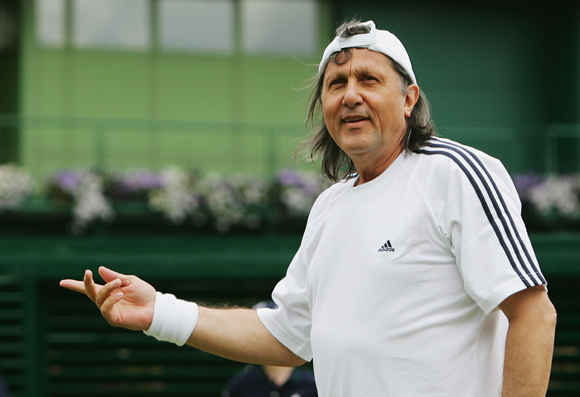 Rediff Sports - Cricket, Indian hockey, Tennis, Football, Chess, Golf - Nastase suspended after verbal abuse allegations at Fed Cup