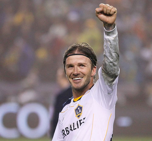 Beckham has won over his detractors
