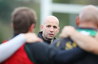 Jim Mallinder, the Northampton director of rugby