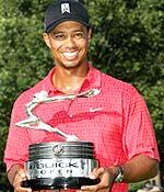 Woods has 14 major titles
