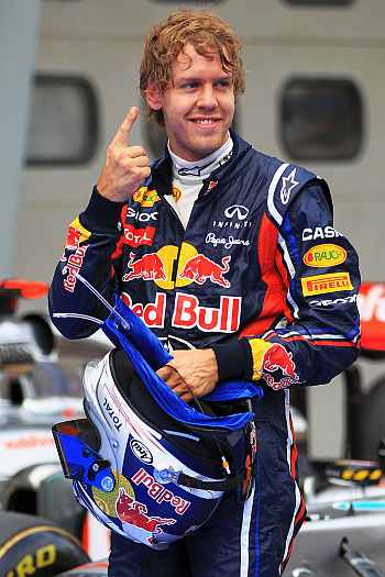 Sebastian Vettel wants to win F1 title in style