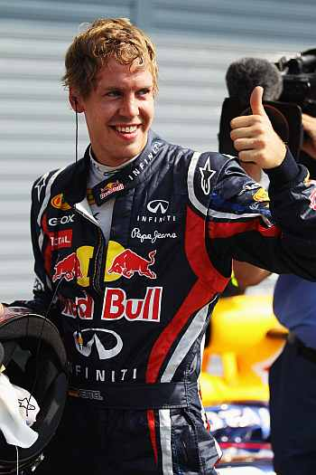 Sebastian Vettel