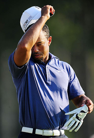 Tiger's winless run closes in on two-year mark