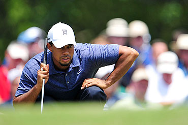 Woods gearing up for another Australian Open title