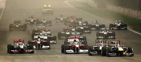'It is a first-class circuit'