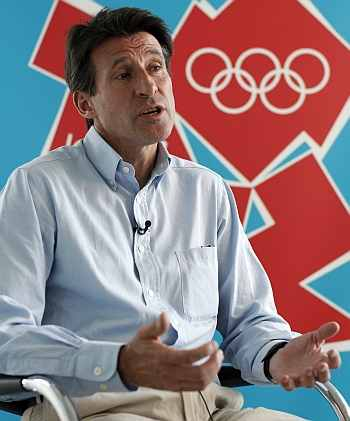 Sebastian Coe