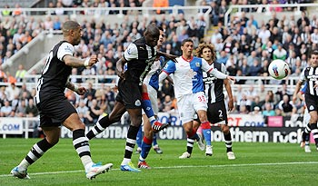 Newcastle maintained their unbeaten run