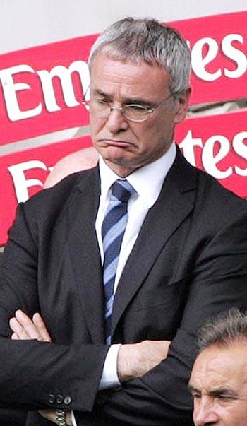 Inter's Ranieri gears up for CSKA