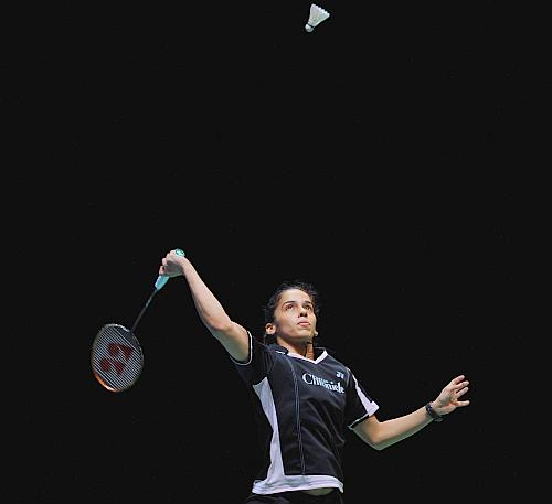 Saina has potential to win Olympic medal: Lee C