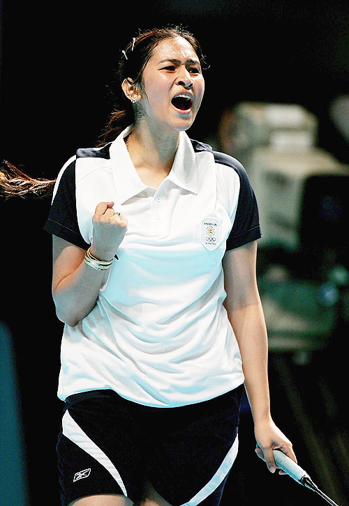 Jwala wants to avoid Olympic pressure