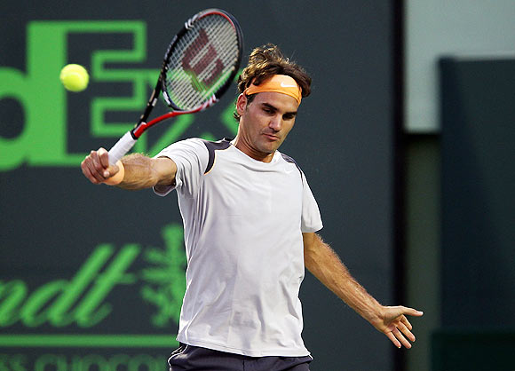 A Federer masterclass in London, New York