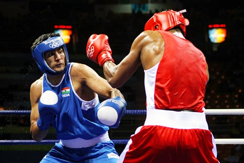 'I want to be the Sachin Tendulkar of boxing'