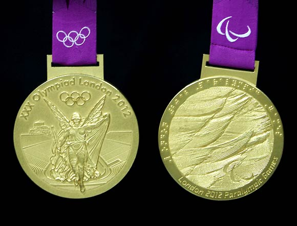 'The two sides of the medal worked with each other'