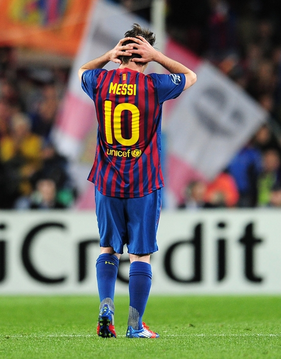 Messi can redeem himself in King's Cup final