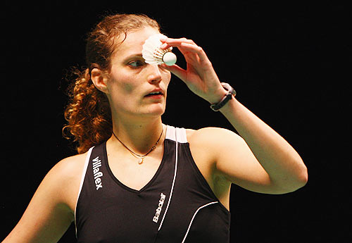 Tine Rasmussen of Denmark