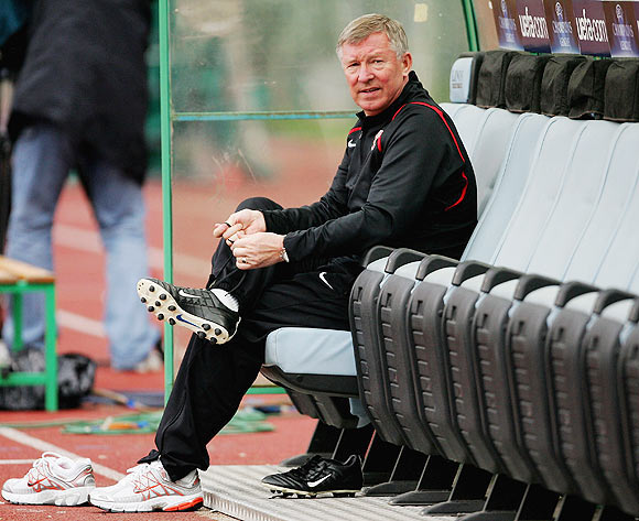 It is the most important derby game in my time: Ferguson