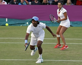 Paes-Mirza exit after quarter-final defeat
