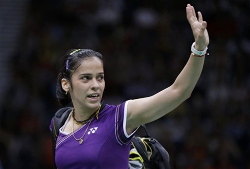 Saina wins bronze after injury stops Xin Wang